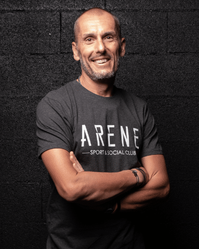 STEPHANE RPM SPRINT CYCLING COACH ARENE TOULOUSE